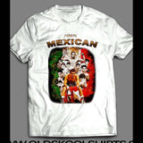OLDSKOOL MEXICAN BOXING LEGENDS SHIRT - Old Skool Shirts