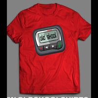 OLDSKOOL PAGER/ BEEPER SHIRT - Old Skool Shirts