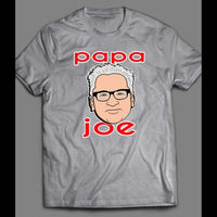 PAPA JOE CHICAGO CUBS JOE MADDON VINTAGE SHIRT - Old Skool Shirts