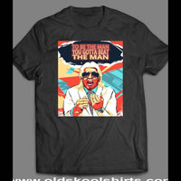 PRO WRESTLER, RIC FLAIR TO BE THE MAN ART SHIRT - Old Skool Shirts