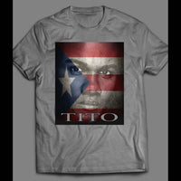 "PUERTO RICAN BOXING LEGEND FELIX ""TITO"" TRINIDAD SHIRT - Old Skool Shirts"