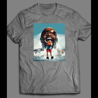 RAPPER RICK ROSS JAWS PARODY SHIRT - Old Skool Shirts