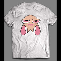 REN & STIMPY REN'S SAD FACE CARTOON TV SERIES SHIRT - Old Skool Shirts