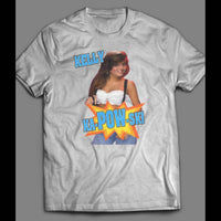 SAVED BY THE BELL'S KELLY KAPOWSKI SHIRT - Old Skool Shirts