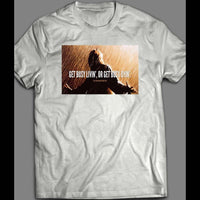 SHAWSHANK REDEMPTION GET BUSY LIVING MOVIE SHIRT - Old Skool Shirts