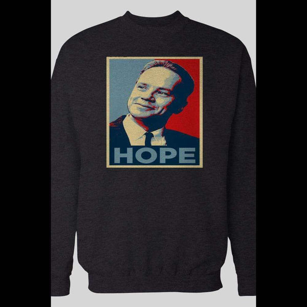 SHAWSHANK REDEMPTION HOPE POSTER WINTER SWEATER - Old Skool Shirts