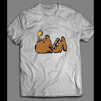 "STAR WARS SNOOPY PARODY ""WOOKIE AND PORG"" SHIRT - Old Skool Shirts"