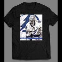 TAMPA BAY LIGHTNING STEVEN STAMKOS ART SHIRT - Old Skool Shirts