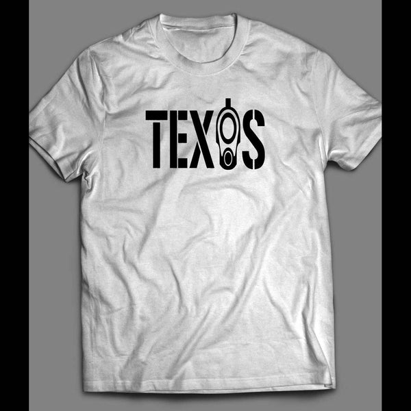 "TEXAS GUN RIGHTS ""2ND AMENDMENT"" CUSTOM SHIRT - Old Skool Shirts"