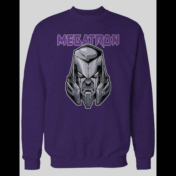 TRANSFORMERS DECEPTICON MEGATRON INSPIRED HOODIE / SWEATER - Old Skool Shirts