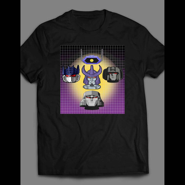 TRANSFORMERS DECPTICONS RHAPSODY INSPIRED SHIRT - Old Skool Shirts