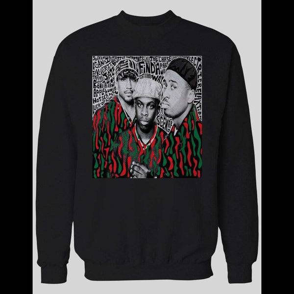 TRIBE CALLED QUEST HOODIE /SWEATER - Old Skool Shirts