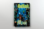 "OUTKAST ATLIENS ALBUM COVER ART PAINTING 11"" X 14"" CANVAS - Old Skool Shirts"