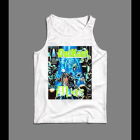 "HIP HOP GROUP ALBUM ""ATLIENS"" COVER TANK TOP"