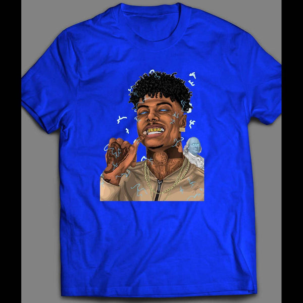 BLUEFACE BABY AGE - NEW AGE RAPPER BLUE FACE BABY HIP HOP T