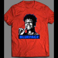 RAPPER BLUEFACE BABY HIP HOP INSPIRED SHIRT - Old Skool Shirts