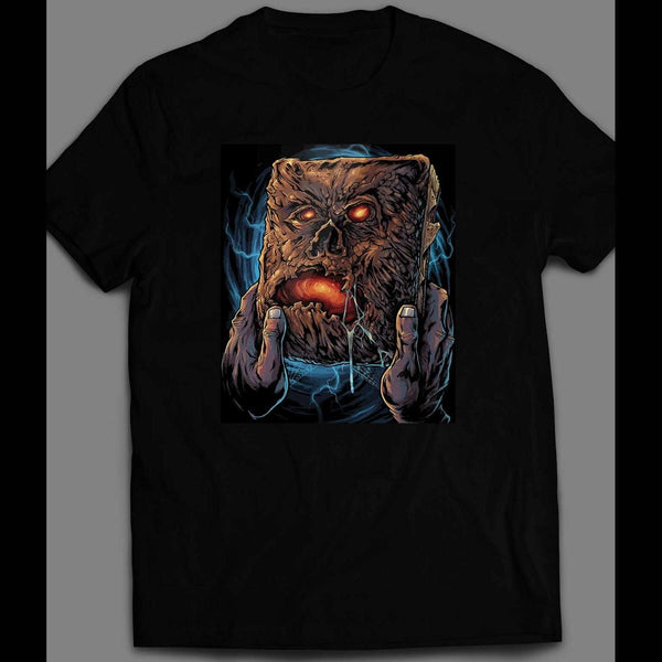 EVIL DEAD THE BOOK OF THE DEAD ART HALLOWEEN T-SHIRT
