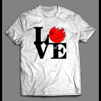 SCI FI DARK LOVE VALENTINE'S DAY SHIRT - Old Skool Shirts