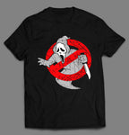 GHOST FACE BUSTERS SHIRT