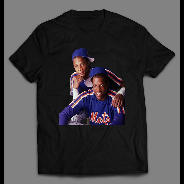 reputable site 26a61 be5a5 BASEBALL THROWBACK CLASSIC DARRYL STRAWBERRY AND DWIGHT ...