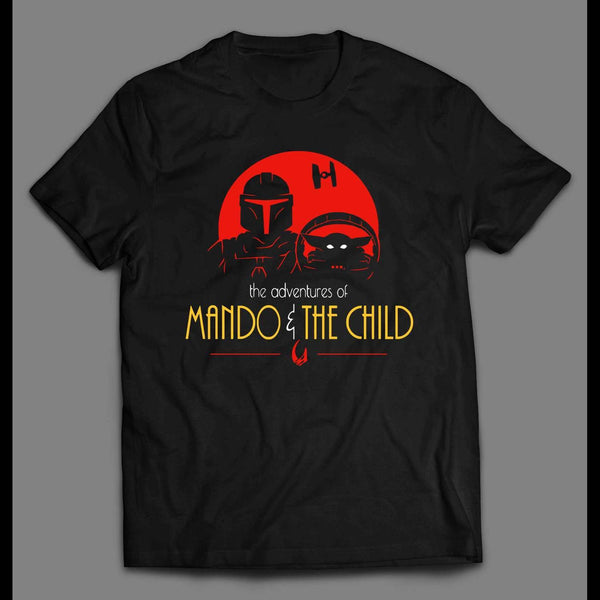 THE HUNTER AND THE CHILD MOVIE SHIRT - Old Skool Shirts