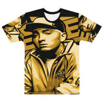 LEGENDARY RAPPER AND ACTOR EMINIEM BOOTLEG STYLE ALL OVER PRINT SHIRT