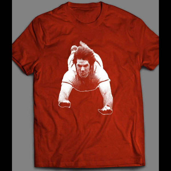 "CINCINNATI BASEBALL PETE ROSE ""CHARLIE HUSTLE"" T-SHIRT - Old Skool Shirts"