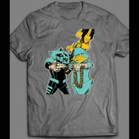 ROCKET THE RACCOON AND HOWARD THE DUCK T-SHIRT