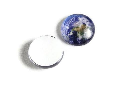12mm earth cabochons