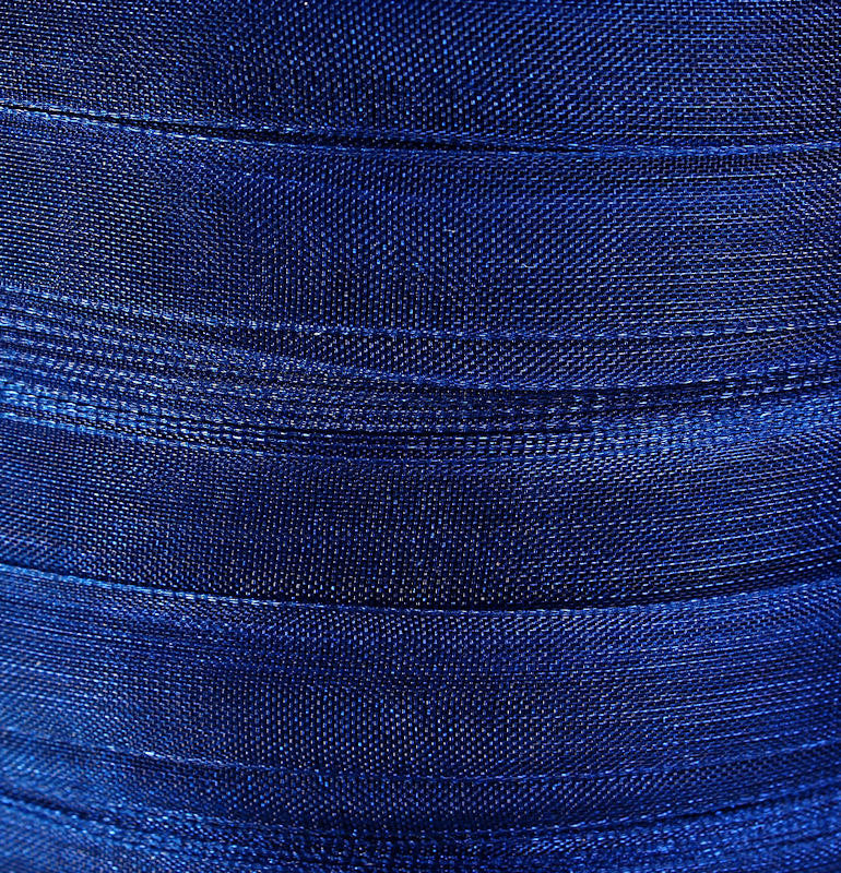 10mm Navy blue organza ribbon - 3/8 Inch Navy blue organza ribbon - 50 yards - 150 feet (792)