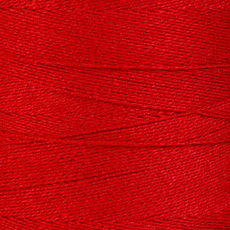 0.5mm Red bamboo cord - Bamboo thread - Macrame cord - Macrame thread (861)