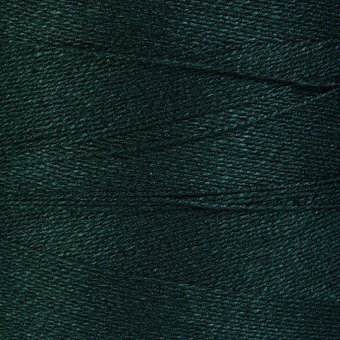 0.5mm Green bamboo cord - Dark green bamboo thread - Macrame cord - Macrame bamboo cord - 10 feet (866)