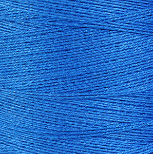 0.5mm Blue bamboo cord - Blue twisted thread - Bamboo macrame cord - Bamboo macrame thread - 10 feet (874)