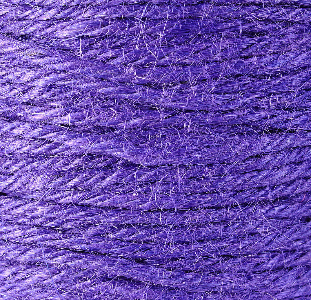 2mm Purple mauve violet colored Hemp Cord - 10 feet - Packaging string - Macrame hemp cord - Hemp thread (1434)