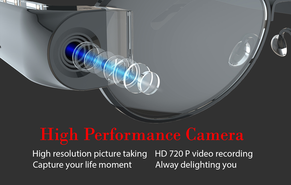 High Performance Camera Picture taking and HD Video recording. Capture your life moment and always delighting you