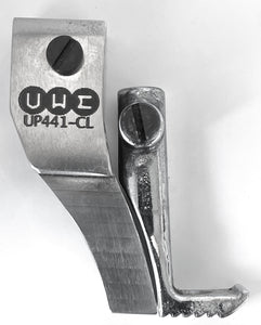 UP441-CL Inline foot for Juki TSC-441 (Cowboy 3200/3500/4500, Cobra Class 4, TechSew 5100, etc.)