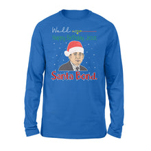 Load image into Gallery viewer, Santa Bond Michael Scott Premium Sleeve