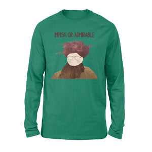 Impish Or Admirable Standard Sleeve