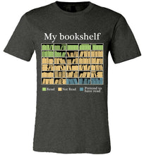 Load image into Gallery viewer, My bookshelf T-Shirt