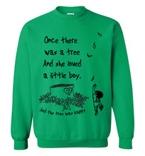 Load image into Gallery viewer, The Happy Tree Sweatshirt