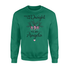 Load image into Gallery viewer, The Dwight to My Angela Standard Sweatshirt