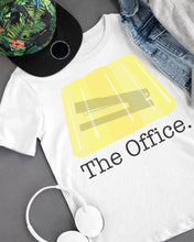 Load image into Gallery viewer, FOAL14 The Office T-Shirt, Stapler In Jello, Adult Unisex, Size XS-4XL