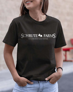 FOAL14 The Office T-Shirt, Schrute ~ Farms, Adult Unisex, Size XS-4XL