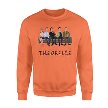 Load image into Gallery viewer, Black T.H.E O.F.F.I.C.E Standard Fleece