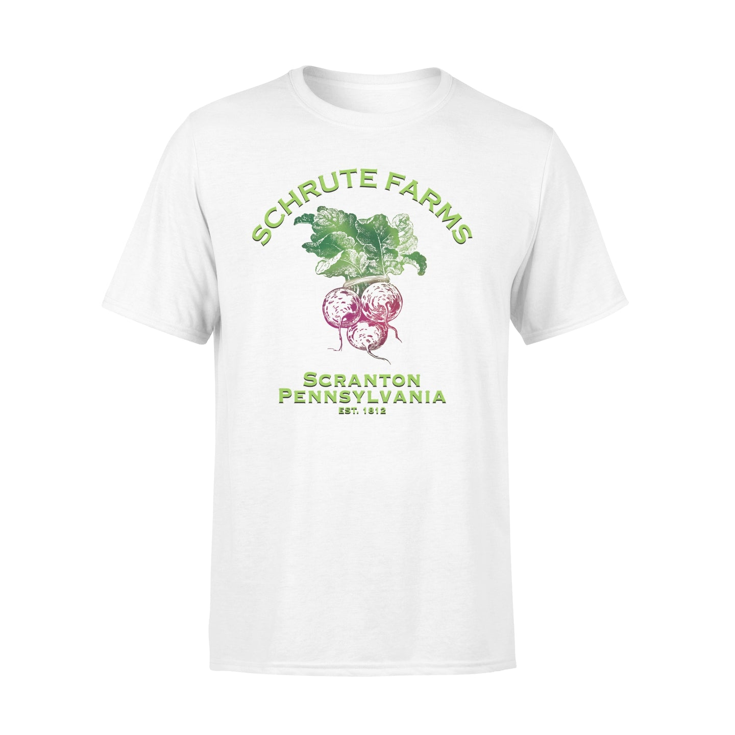 FOAL14 The Office T-Shirt, S. Farms, Adult Unisex, Size XS-4XL