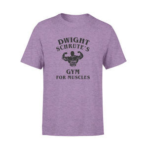 FOAL14 The Office T-Shirt, Dwight's Gym, Adult Unisex, Size XS-4XL