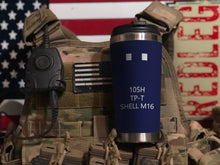 Load image into Gallery viewer, 105H Shell M16 Veteran Tumbler 2019
