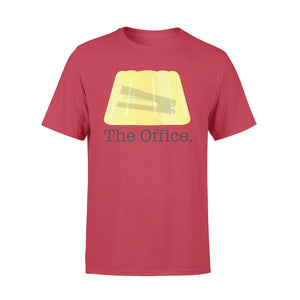 FOAL14 The Office T-Shirt, Stapler In Jello, Adult Unisex, Size XS-4XL