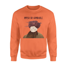 Load image into Gallery viewer, FOAL14 The Office Sweatshirt, Impish Or Admirable, Adult Unisex, Size S-5XL
