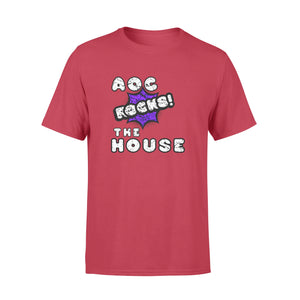 AOC Rocks The House 2 Premium T-shirt